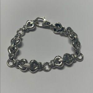 COPY - Lagos Derby Silver Link Bracelet